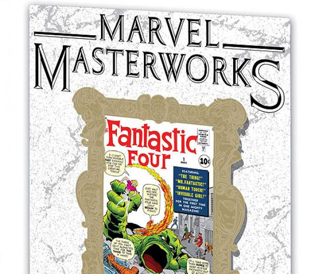 MARVEL MASTERWORKS: THE FANTASTIC FOUR VOL. 1 TPB #0