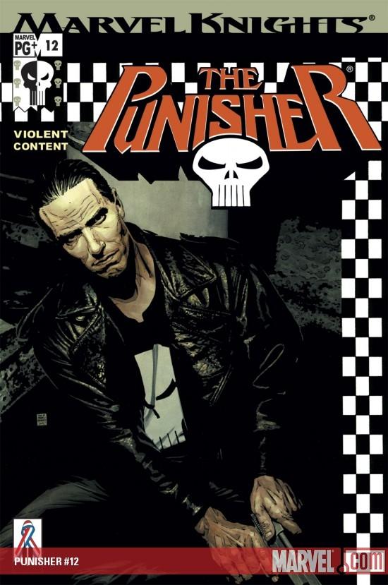 Punisher (2001) #12