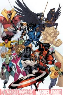Official Handbook of the Marvel Universe A to Z Update #5
