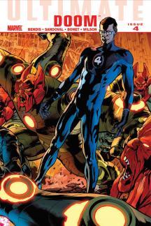 Ultimate Comics Doom #4