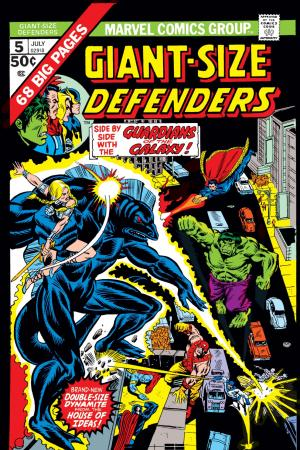 Giant-Size Defenders #5