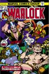 Warlock (1972) #12 Cover