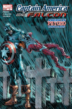 Captain America & the Falcon #14