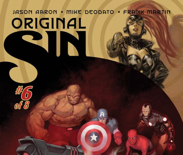 ORIGINAL SIN 6 (SIN, WITH DIGITAL CODE)