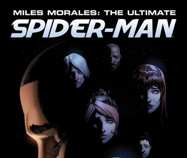 MILES MORALES: ULTIMATE SPIDER-MAN 6 (WITH DIGITAL CODE)
