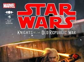 Star Wars: Knights Of The Old Republic - War (2012) #5