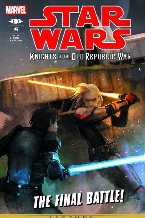 Star Wars: Knights of the Old Republic - War #5