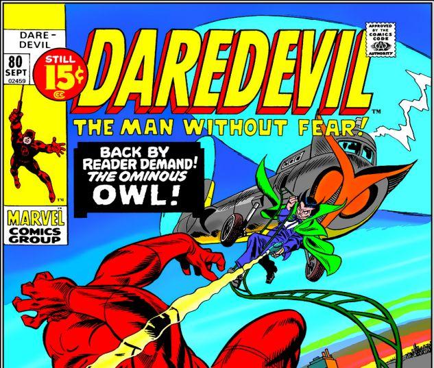 Daredevil (1963) #80