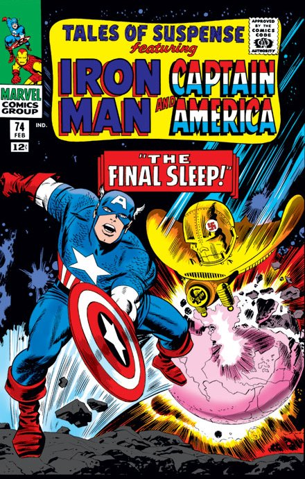 Tales of Suspense (1959) #74