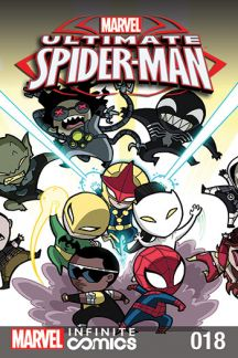 Ultimate Spider-Man Infinite Digital Comic #18