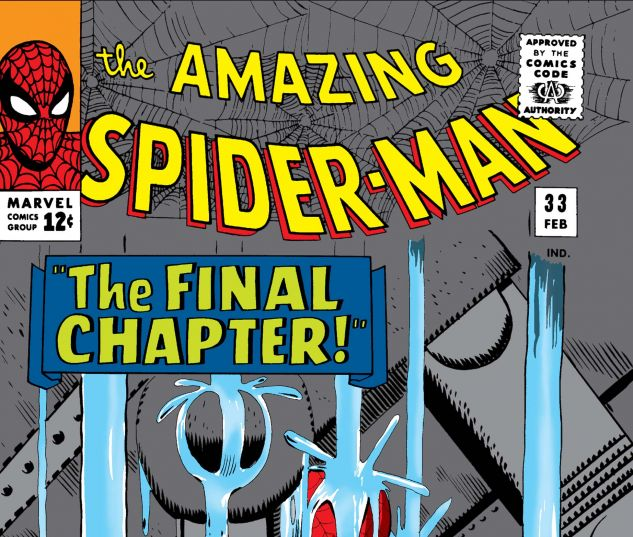 AMAZING SPIDER-MAN (1963) #33