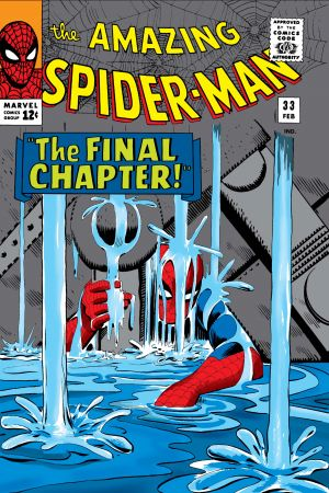 The Amazing Spider-Man (1963) #33