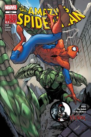 Amazing Spider-Man  #654