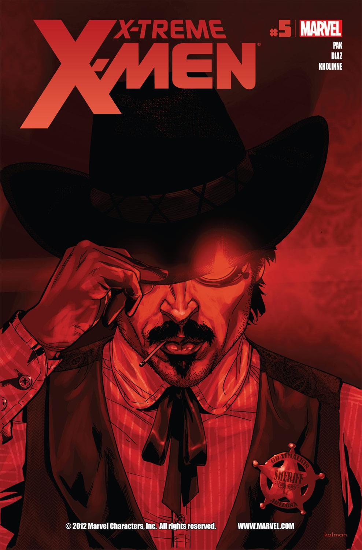 X-Treme X-Men (2012) #5