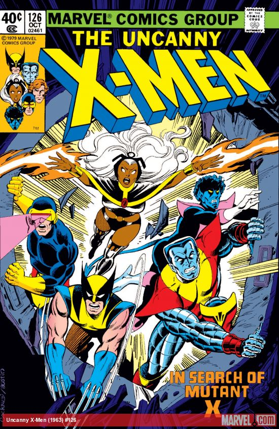 Uncanny X-Men (1963) #126