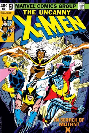 Uncanny X-Men #126