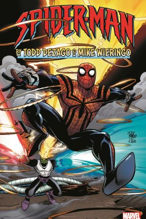 Spider-Man by Todd Dezago & Mike Wieringo Vol. 1 (Trade Paperback)