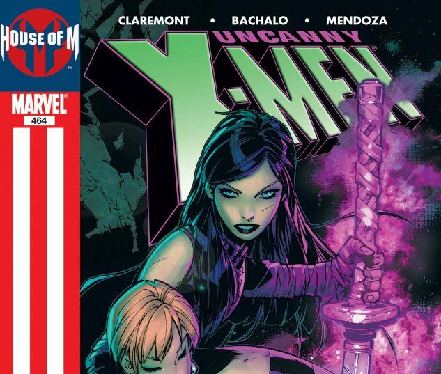 Uncanny X-Men (1963) #464