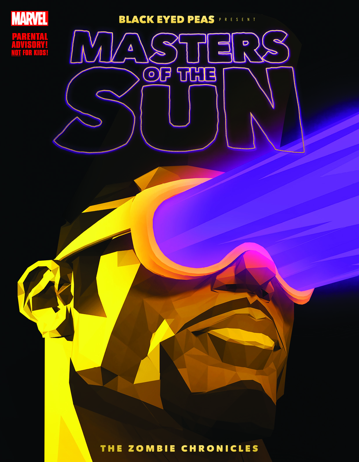 Black Eyed Peas Present: Masters of the Sun - The Zombie Chronicles (Trade Paperback)
