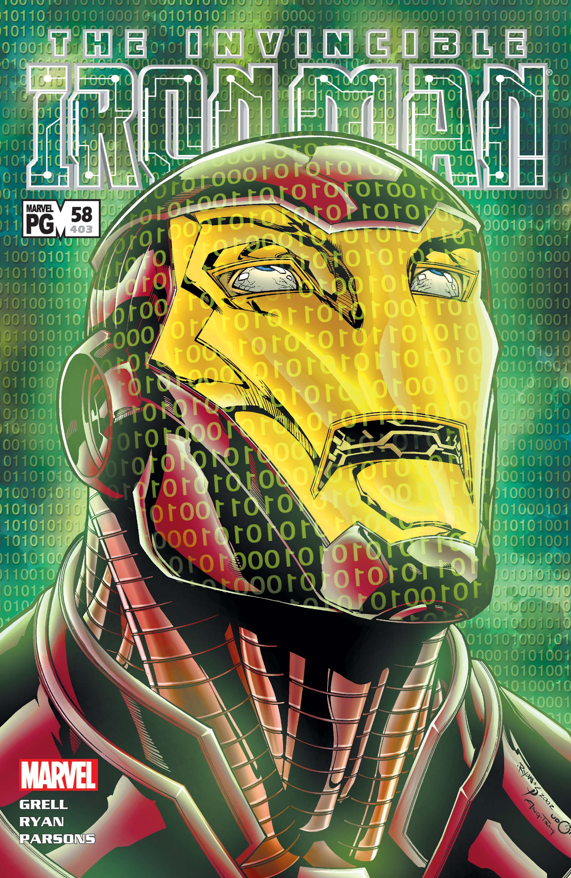 Iron Man (1998) #58