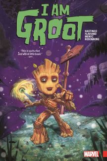 I Am Groot (Trade Paperback)