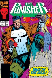The Punisher (1987) #71