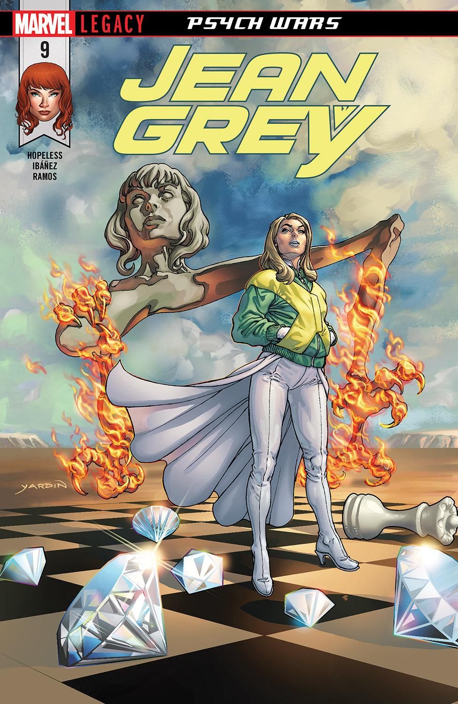 Jean Grey (2017) #9