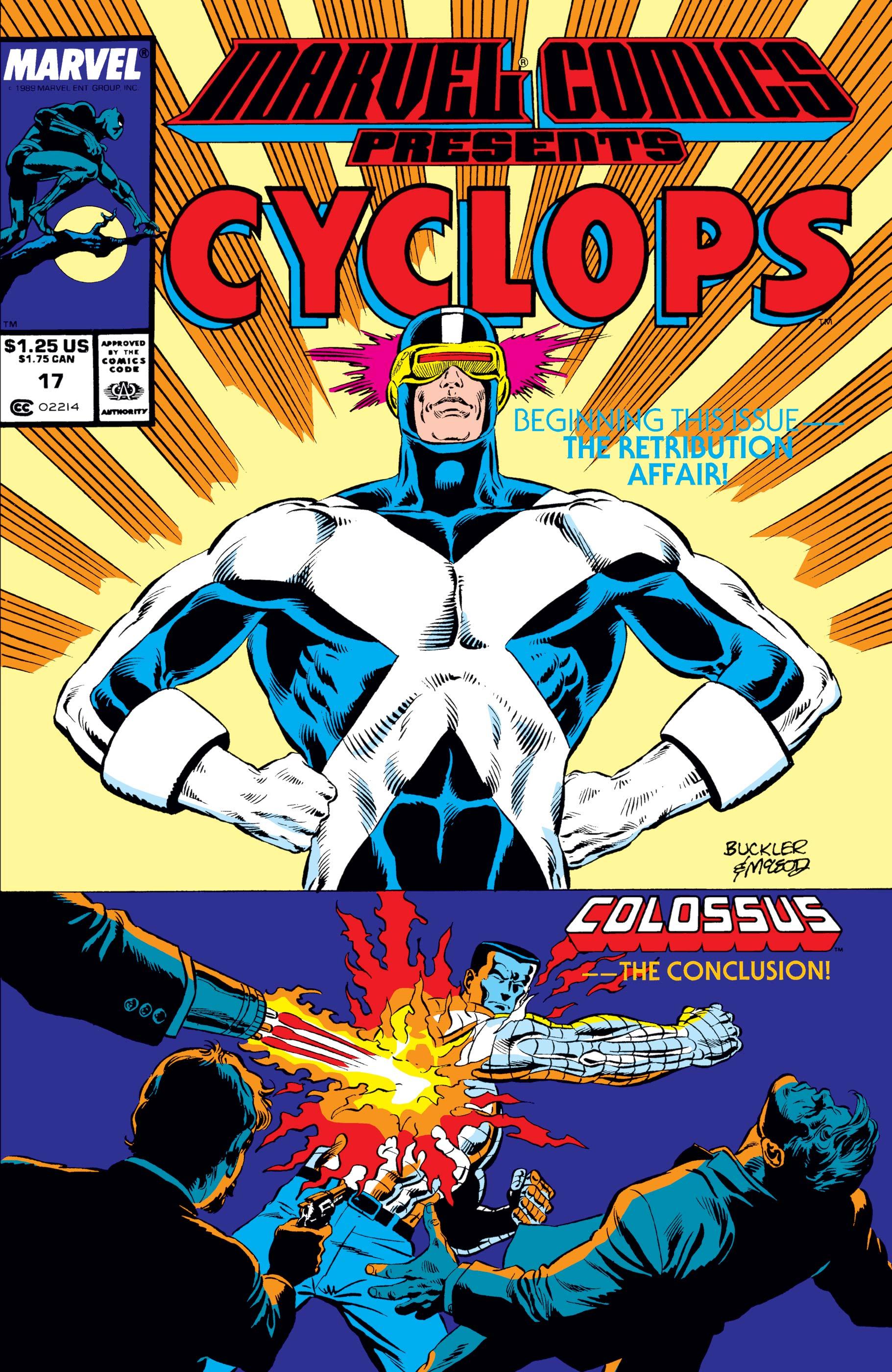 Marvel Comics Presents (1988) #17