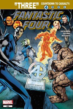 Fantastic Four #583