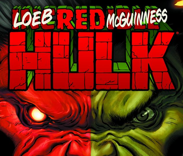 cover to Hulk Vol. 1: Red Hulk (2009)