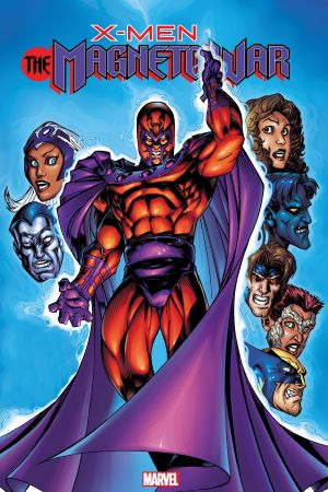 X-Men: The Magneto War (Trade Paperback)