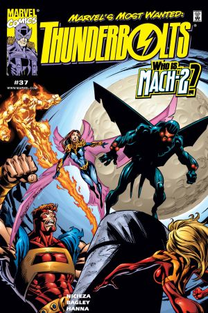 Thunderbolts (1997) #37