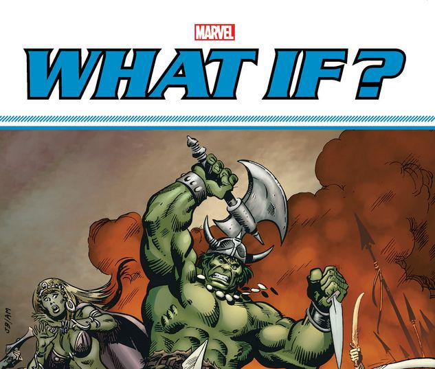 WHAT IF? CLASSIC: THE COMPLETE COLLECTION VOL. 2 TPB #2