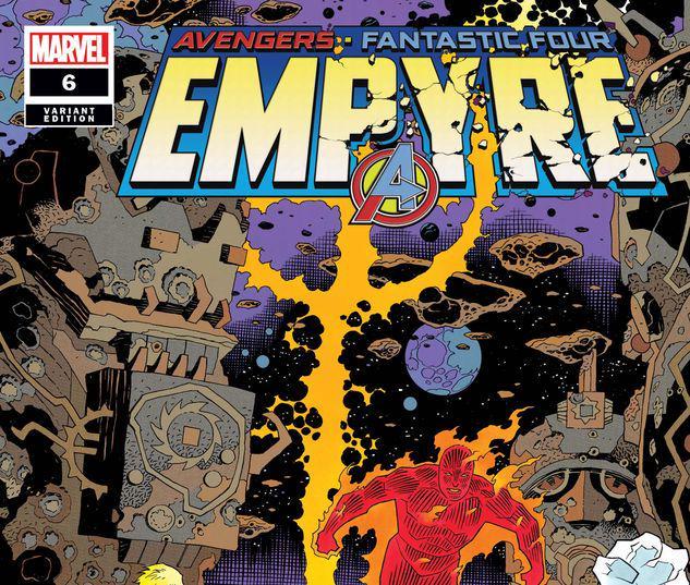 Empyre #6