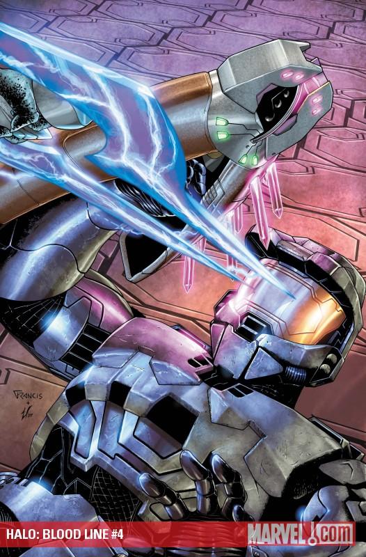 Halo: Blood Line (2009) #4