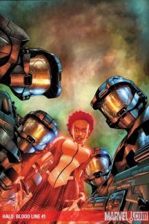 Halo: Blood Line #1