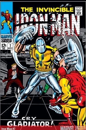 Iron Man (1968) #7