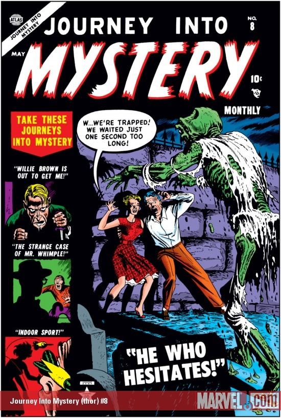 Journey Into Mystery (1952) #8