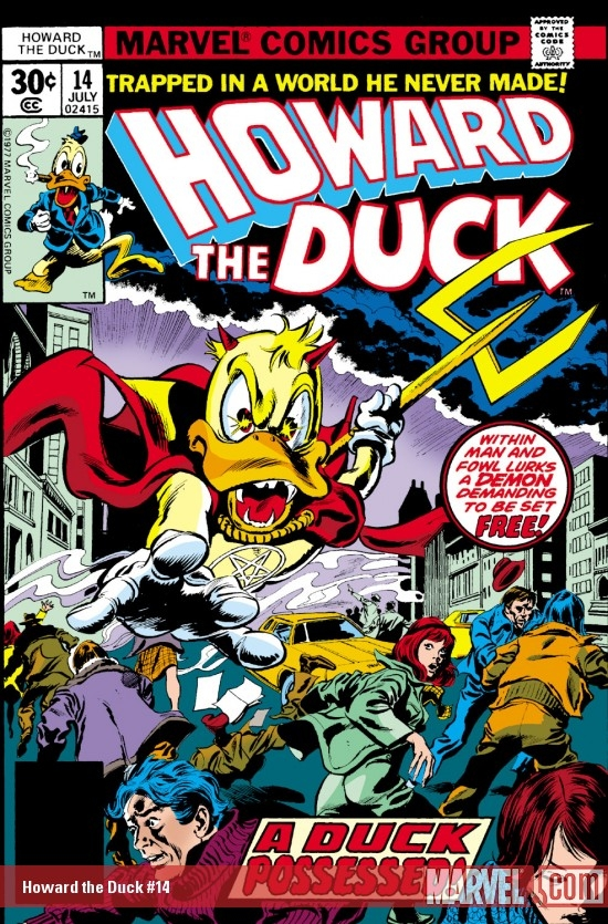 Howard the Duck (1976) #14