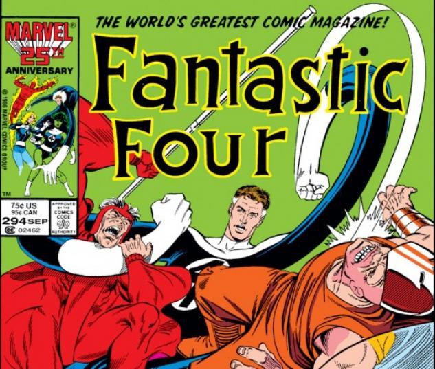 FANTASTIC FOUR #294