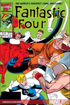 Fantastic Four (1961) #294