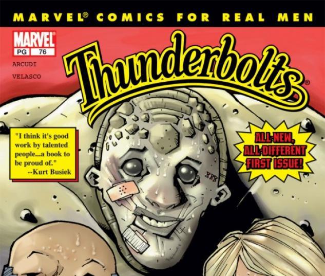 Thunderbolts #76