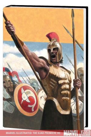 Marvel Illustrated: The Iliad Premiere (Hardcover)