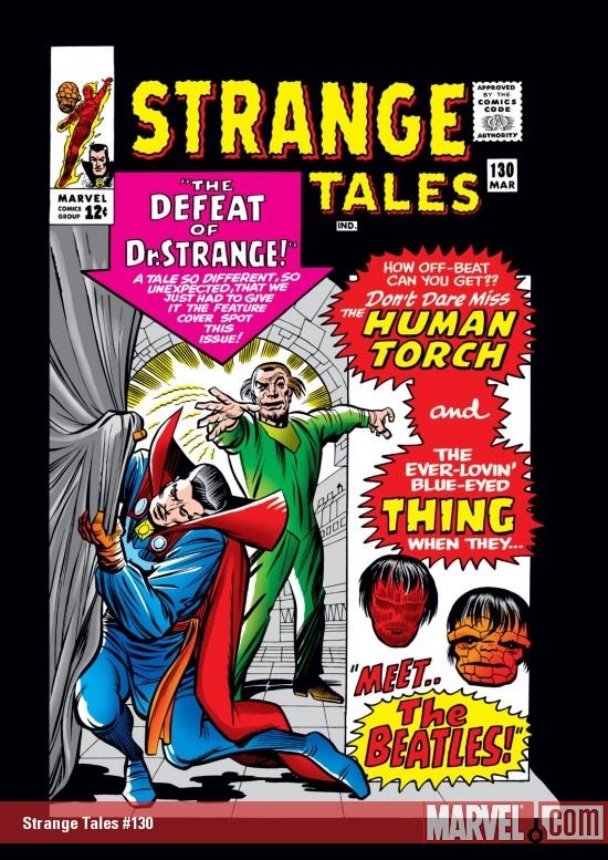 Strange Tales (1951) #130