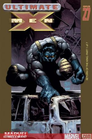 Ultimate X-Men #27