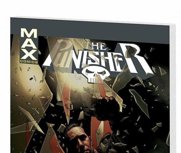 PUNISHER MAX VOL. 3: MOTHER RUSSIA COVER