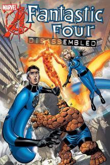 Fantastic Four Vol. 5: Disassembled (Trade Paperback)