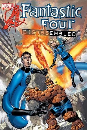 Fantastic Four Vol. 5: Disassembled (Trade Paperback)