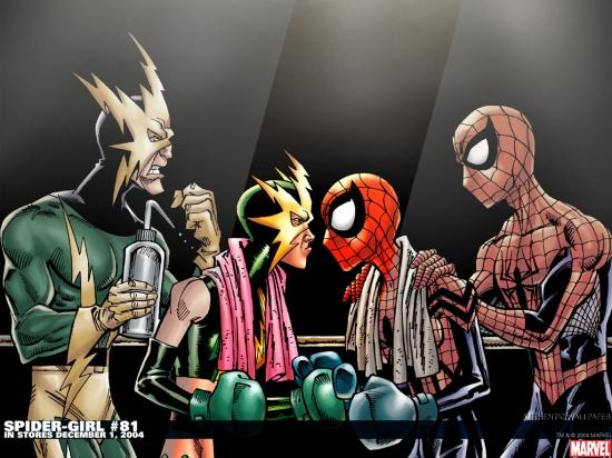 Spider-Girl (1998) #81 Wallpaper