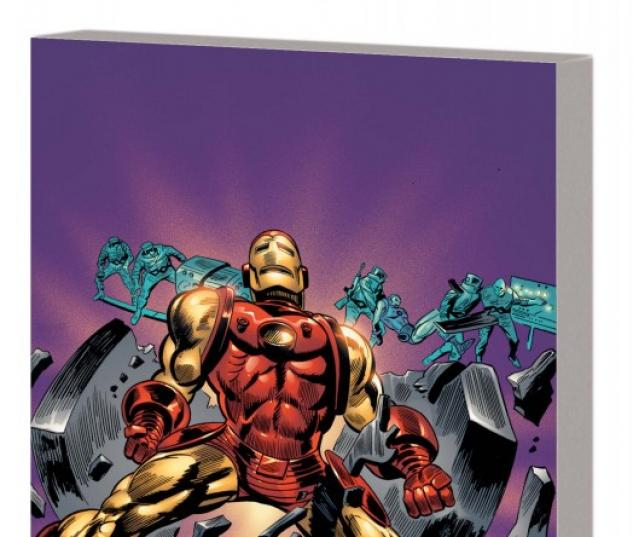 Essential Iron Man Vol. 2 (2010)